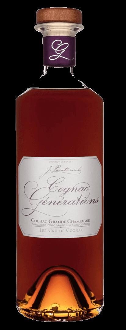 """Old Cognac """"Générations"""""""