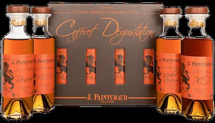 Cognac Grande Champagne Tasting Box