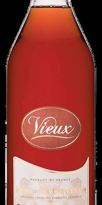 bouteille vieux pineau des charentes rosé painturaud freres