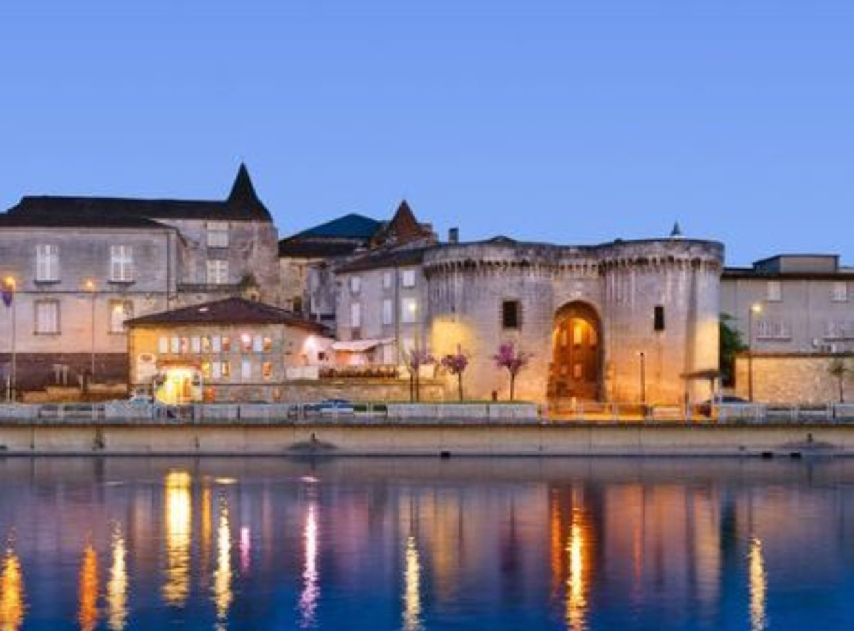 Cognac, a French city opened to the world